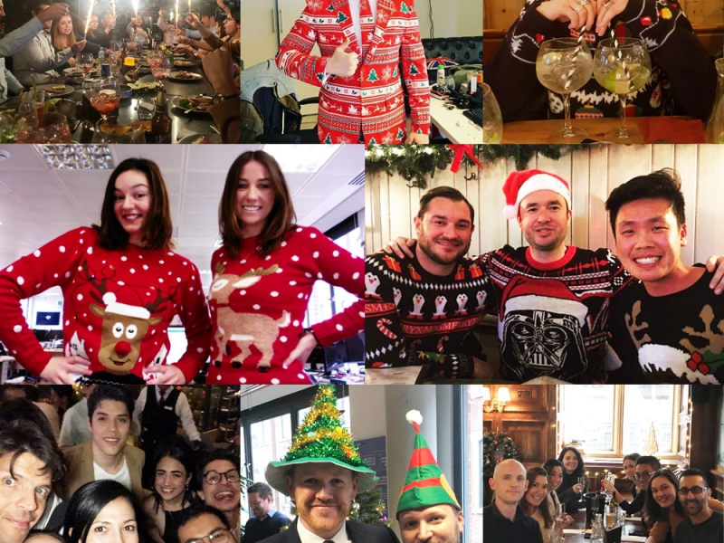 Proco Group celebrates Christmas